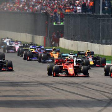 Hamilton vence o GP do México e se aproxima do hexa