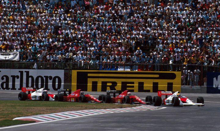 GP do México de 1989 – A única vitória de Senna em Hermanos Rodríguez