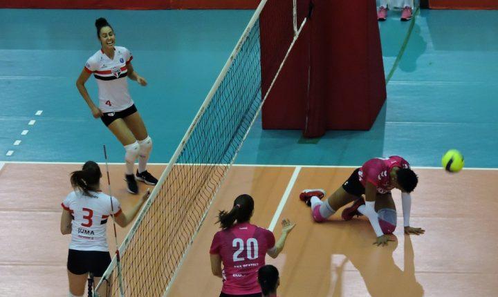 São Paulo Barueri 3 X 0 Osasco Audax – Final – Momentos finais e entrevistas