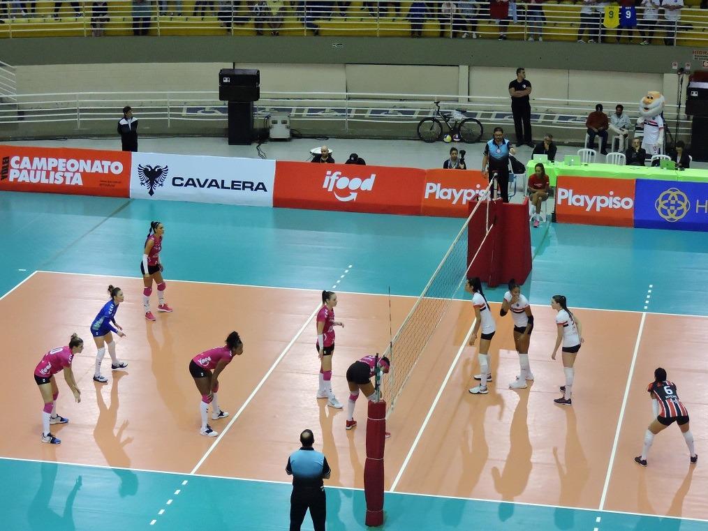 Paulista Feminino de Vôlei 2019 - Final - Barueri X Osasco