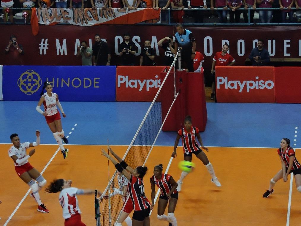 - Campeonato Paulista - final - Jogo 2 - Osasco X São Paulo Barueri