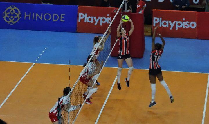 Osasco Audax 2 X 3 São Paulo Barueri – Final – Momentos finais e entrevistas