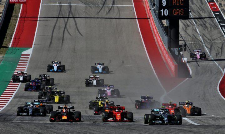 Bottas vence GP dos Estados Unidos, Lewis Hamilton fica em segundo e fatura o hexa