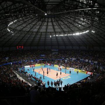 Superliga Masculina de Vôlei chega à terceira rodadasem muitas surpresas até o momento