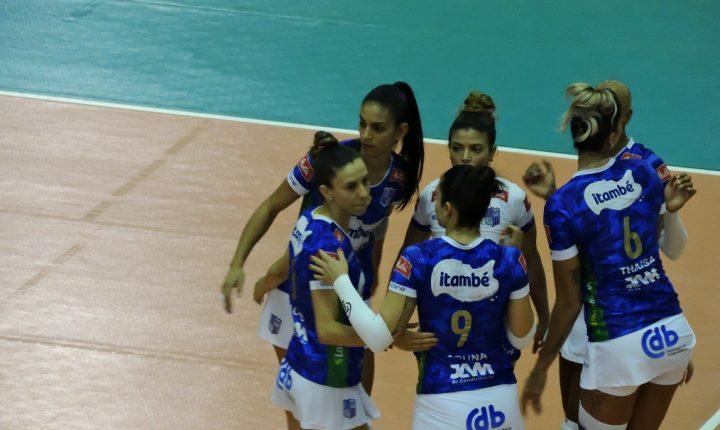 Na última rodada da Superliga Feminina em 2019, SESC, Minas e Praia Clube vencem