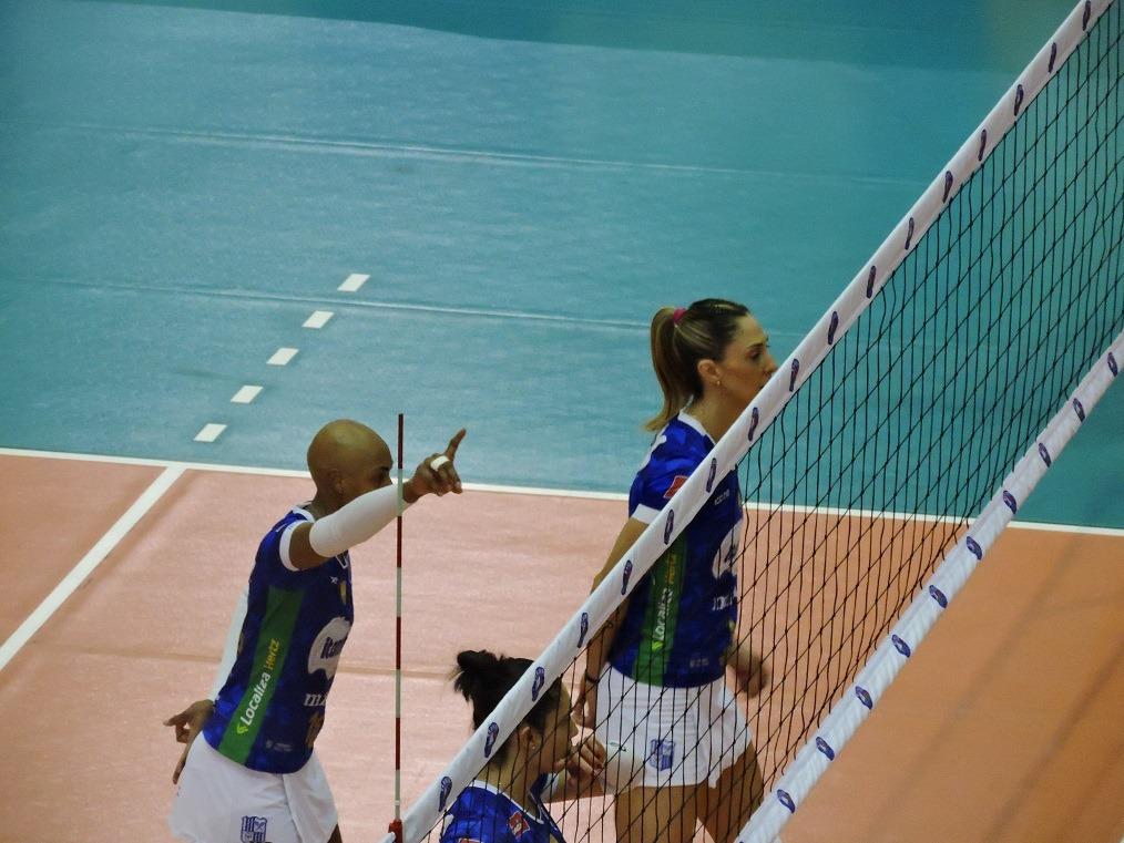 Superliga Feminina de Vôlei 2019 - 2020 - 7ª Rodada - São Paulo Barueri X Itambé Minas