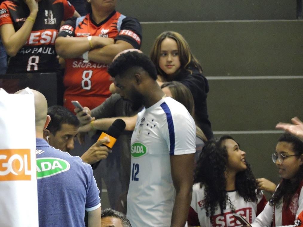 Superliga Masculina de Vôlei 2019 - 2020 - Returno - 9ª rodada - SESI-SP X Sada Cruzeiro